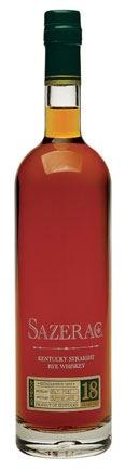 Whisky Bible Names Sazerac Rye World's Best Whisky