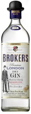 Broker's Gin Review