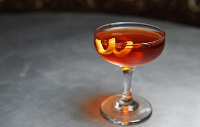 Mixology Monday: The Boulevardier