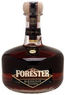 Old Forester 2010 Birthday Bourbon Review