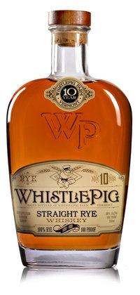 whistle pig rye whiskey