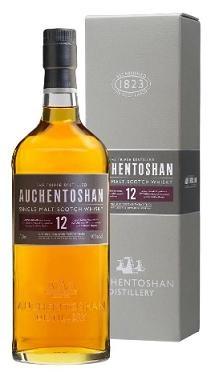 Auchentoshan 12 Year Old Scotch Review