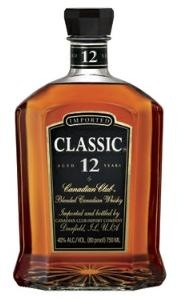Canadian Club Classic 12 Whiskey Review