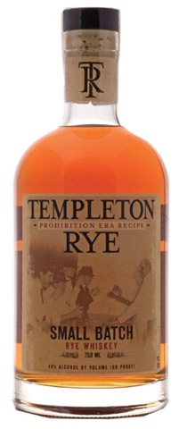 Templeton Rye Whiskey Review