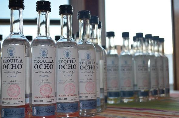 2009 tequila ocho plata