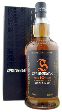 Springbank 10 Year Old Scotch Review