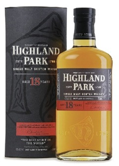 Highland Park 18 Year Old Scotch Review