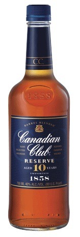 Canadian Club Reserve Whiskey Review