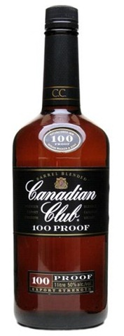 Canadian Club 100 Proof Whisky Review