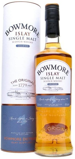 bowmore legend scotch whisky