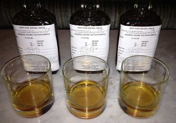 Drinking Whiskey with Jack Daniel's Master Taster