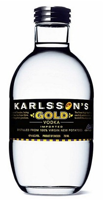 Karlsson's Gold Vodka Review