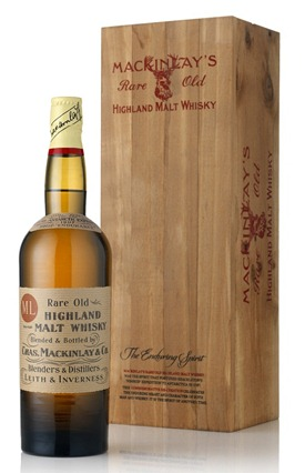 Mackinlay's Rare Old Highland Malt Whisky Review