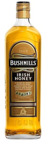 bushmills irish honey