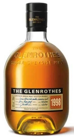 glenrothes 1998 vintage scotch whisky