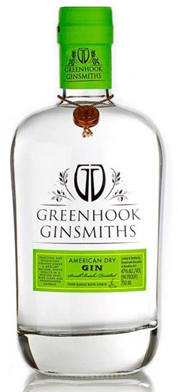 Greenhook Ginsmiths American Dry Gin Review
