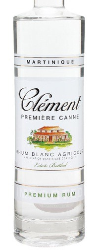 Rhum Clement Premiere Canne and 'Ti Punch