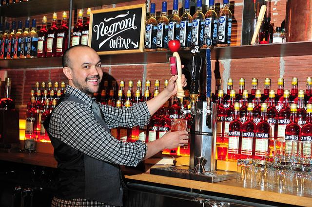 Manhattan Cocktail Classic: Count Negroni's Birthday Bash