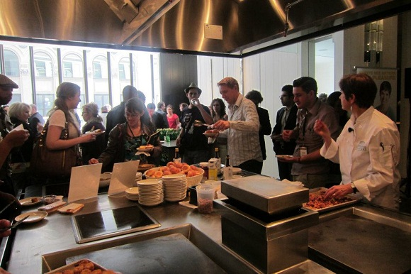 Aviary Kitchen Table Experience