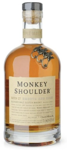Monkey Shoulder Scotch Whisky Review