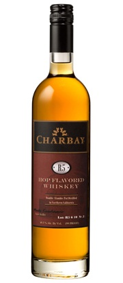 West Coast Whiskey – Charbay