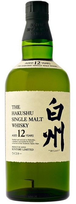 Hakushu 12 Year Japanese Whisky Review
