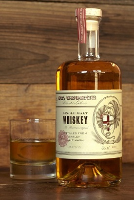 West Coast Whiskey – St. George