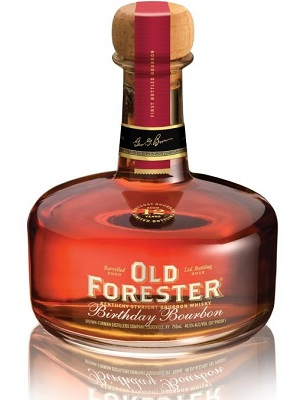 Introducing the 2012 Old Forester Birthday Bourbon