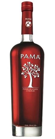 pama pomegrante liqueur