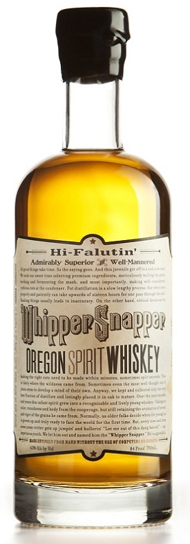 Whipper Snapper Oregon Whiskey Review