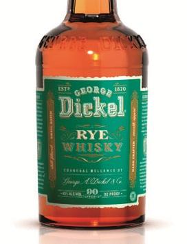 George Dickel Rye Whisky Review