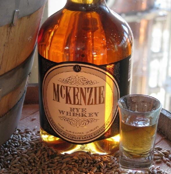 McKenzie Rye Whiskey Review