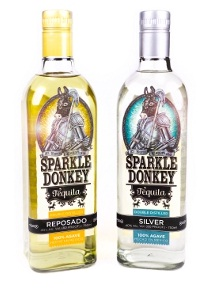 Sparkle Donkey Tequila Review