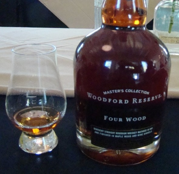 Woodford Reserve Introduces Four Wood Bourbon