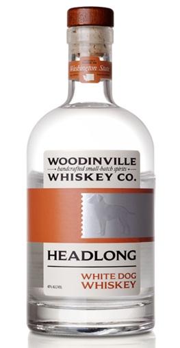woodinville headlong white dog whiskey