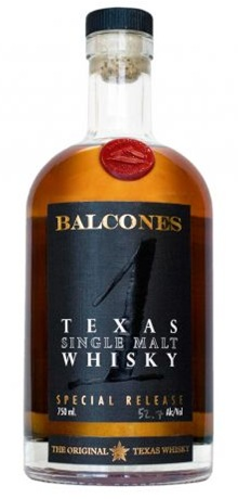 Balcones Texas Single Malt Whisky Review