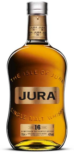 Isle of Jura 16 Year Old Scotch Whisky Review