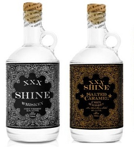 xxx shine whiskey
