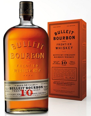 Bulleit 10 Year Old Bourbon Review
