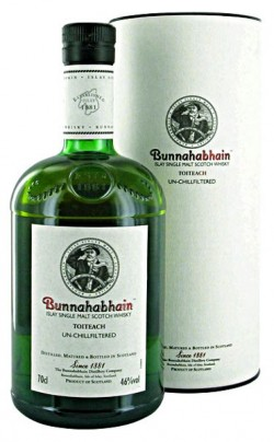 Bunnahabhain Toiteach Scotch Whisky Review