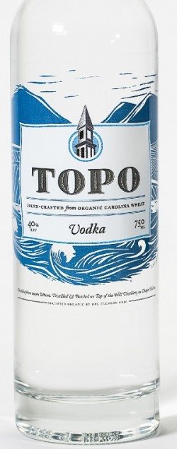 top of the hill vodka