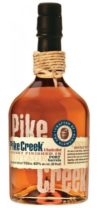 Pike Creek Whisky Review