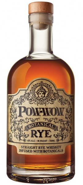 Pow-Wow Botanical Rye Whiskey Review