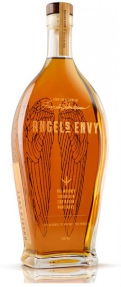 Angel's Envy Rye Whiskey Review