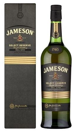 Jameson Black Barrel Irish Whiskey Review