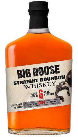 Big House Bourbon Review