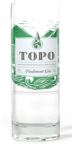 Top of the Hill Piedmont Gin Review
