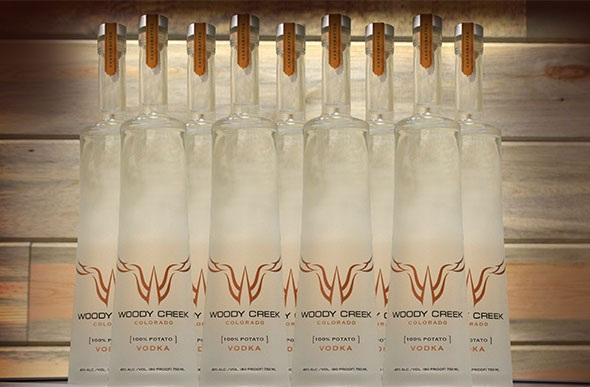 woody creek vodka