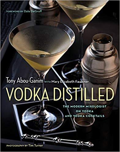 Vodka Distilled by Tony Abou-Ganim
