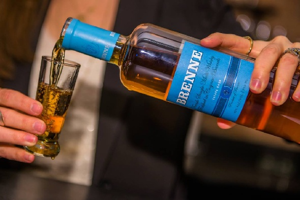 brenne french single malt whisky